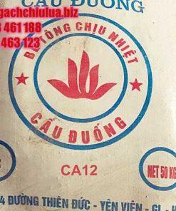 bê tông chịu nhiệt CA12